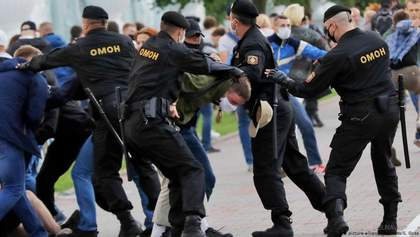 Маски не допоможуть: як білоруські розробники встановлюють особистість ОМОНівців?