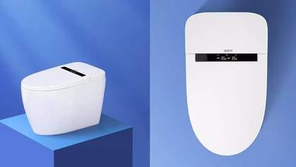 Xiaomi выпустила новые смарт-туалеты, которые экономят воду