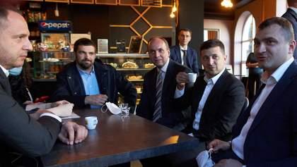 Кофе Зеленского во время карантина в Хмельницком: Верховный суд обратился к Конституционному