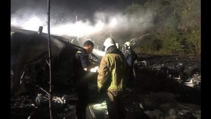 Выпрыгнул из самолета в последний момент: в авиакатастрофе в Чугуеве выжил лишь один курсант