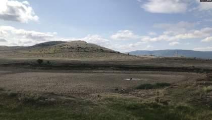 Мінус одна річка: в окупованому Криму загострюються проблеми з водою – фото