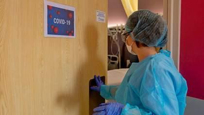 Коронавирус в Украине: за сутки обнаружили 3 130 новых больных