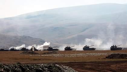 Война в Нагорном Карабахе: последние новости