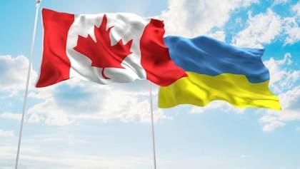 Канада пропонує допомогу Україні після авіакатастрофи літака ЗСУ під Чугуєвом