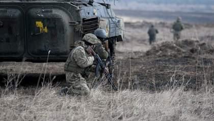 Четыре обстрела и несколько пожаров: как прошли сутки на Донбассе