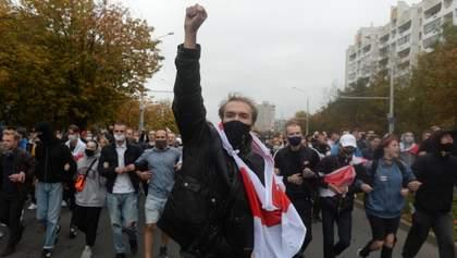 Вироки активістам і санкції проти Лукашенка: ситуація в Білорусі 29 вересня – фото, відео