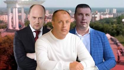Кто баллотируется в мэры Полтавы: список кандидатов