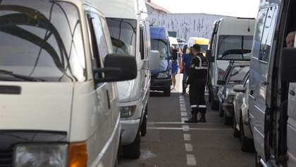 На кордоні з Польщею один з пунктів уповільнить пропуск