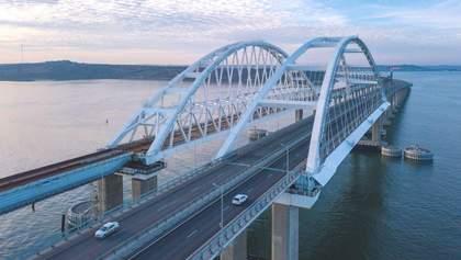 ЄС вводить нові санкції за будівництво Керченського мосту, – ЗМІ