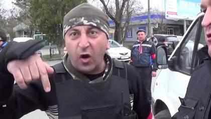 """Один з ключових ватажків """"кримської самооборони"""" планує їхати воювати у Вірменію"""