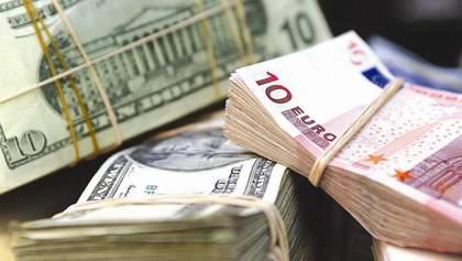 Готівковий курс валют 28 вересня: долар і євро продовжують зміцнюватися