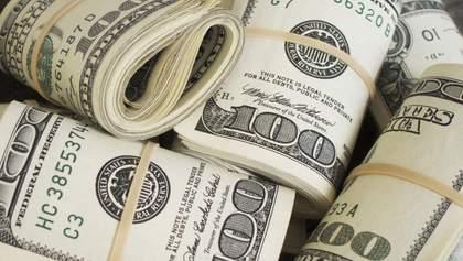 Курс валют на 30 сентября: гривна выросла к доллару, но упала к евро
