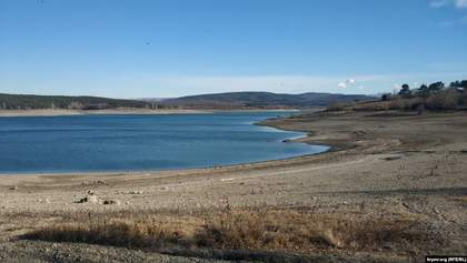 Експерт назвав 3 причини, чому нестача води у Криму – провина Росії