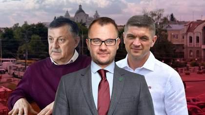 Хто балотується в мери Луцька: список кандидатів