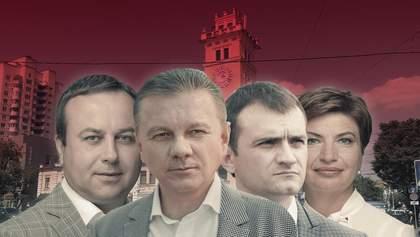 Хмельницький і Вінниця: рейтинги партій і кандидатів у мери