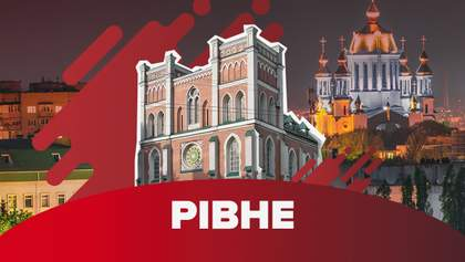 Результаты экзитпола в Ровно: кто побеждает в борьбе за пост мэра
