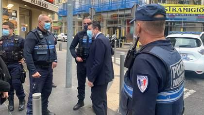 В Ницце со стрельбой поймали террориста: видео задержания
