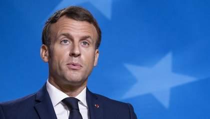 Из-за терактов на улицы Франции выйдут до 7 тысяч военных, – Макрон