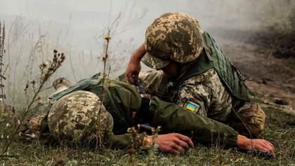 На Донбасі ворог поранив двох бійців ЗСУ, Україна вимагає негайної реакції ОБСЄ