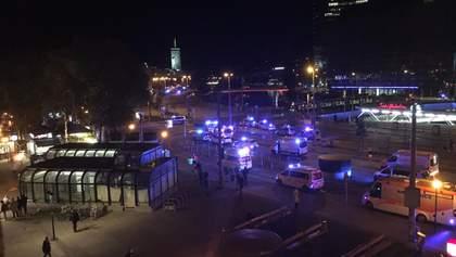Теракт в центре Вены: все, что сейчас известно – видео 18+