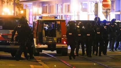 Действовали несколько преступников с винтовками, – полиция Вены отреагировала на ужасный теракт