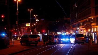Поліція заховала людей, – очевидиця стрілянини у Відні розповіла, яка ситуація в місті
