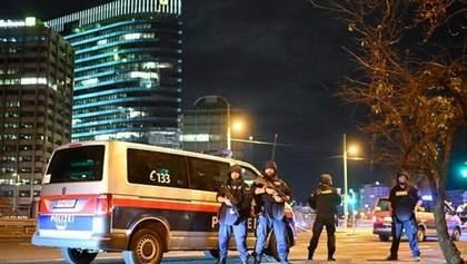 Біля місця теракту у Відні були українські студенти: що відомо