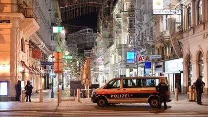 Вена в страхе: что известно о брутальной атаке террористов в Австрии