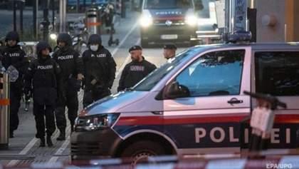 Подозреваемого в теракте в Вене уже задержали