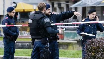 Двух подозреваемых в причастности к Венскому теракту задержали аж в Швейцарии