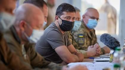 """Украинский """"План действий по Донбассу"""" понятный и подробный, – Зеленский"""
