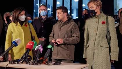 Вибори потрібні, проте це – не самоціль, – Зеленський про окупований Донбас