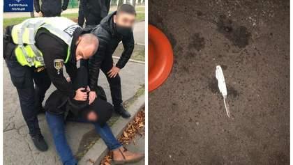 Невідомий з ножем напав на людей в Кривому Розі: 2 загиблих, 8 поранених – фото