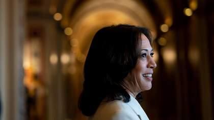 """""""Я перша жінка в цьому офісі, я точно не буду останньою"""": що вже змінила Камала Гарріс в США"""