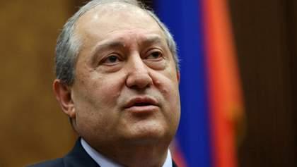Я не участвовал ни в каких переговорах, – президент Армении о соглашении по Нагорному Карабаху
