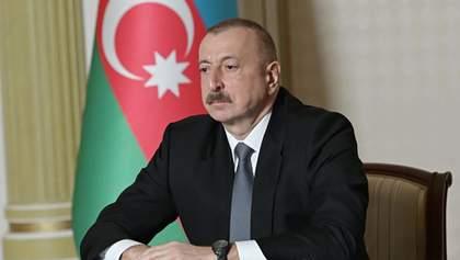 Коли Вірменія має вивести війська з Карабаху: Алієв назвав термін