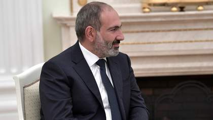 Армянские протестующие требуют отставку Пашиняна до конца суток