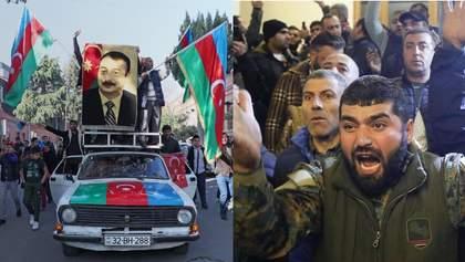 Азербайджан празднует, Армения протестует: что будет дальше с конфликтом в Нагорном Карабахе