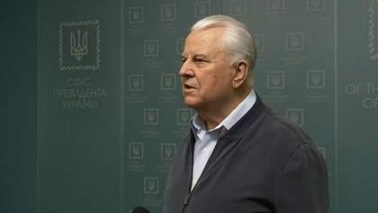 Ведемо перемовини, – Кравчук про збільшення кількості спостерігачів ОБСЄ на Донбасі