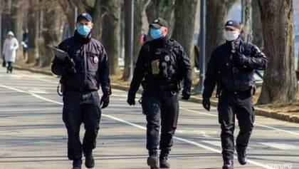 Полиция увеличит количество рейдовых групп для контроля за соблюдением карантина