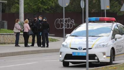 Во Львове полиция заблокировала работу крупнейших рынков: фото, видео