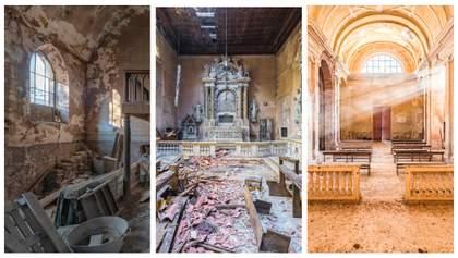 Велич у руїнах: закинуті церкви Європи – 33 фото, від яких перехоплює подих