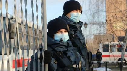 Украинцы массово нарушали карантин выходного дня: полиция составила почти 1000 админпротоколов