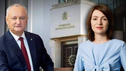 2 тур выборов президента Молдовы: Санду побеждает пророссийского Додона – данные экзитполов