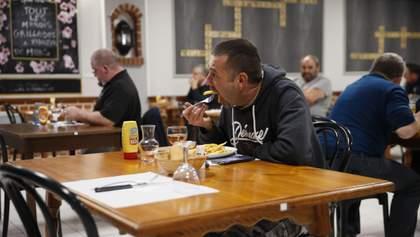 Скільки втратили кафе та ресторани за перші дні карантину вихідного дня