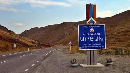 Азербайджан не збирається обговорювати статус Нагірного Карабаху, – Алієв