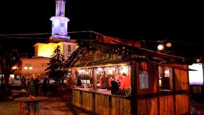 В Ивано-Франковске проведут рождественскую ярмарку несмотря на карантин и угрозу COVID-19