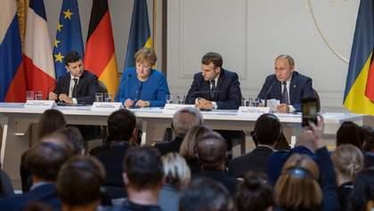 Во Франции прокомментировали возможность нормандской встречи в 2020 году