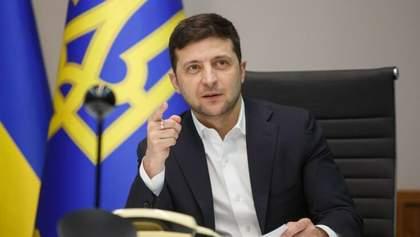 Зеленський: Санкції за порушення карантину вихідного дня будуть для всіх однаковими