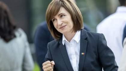 Должны вывести Молдову из изоляции и разморозить отношения с Украиной, – Санду
